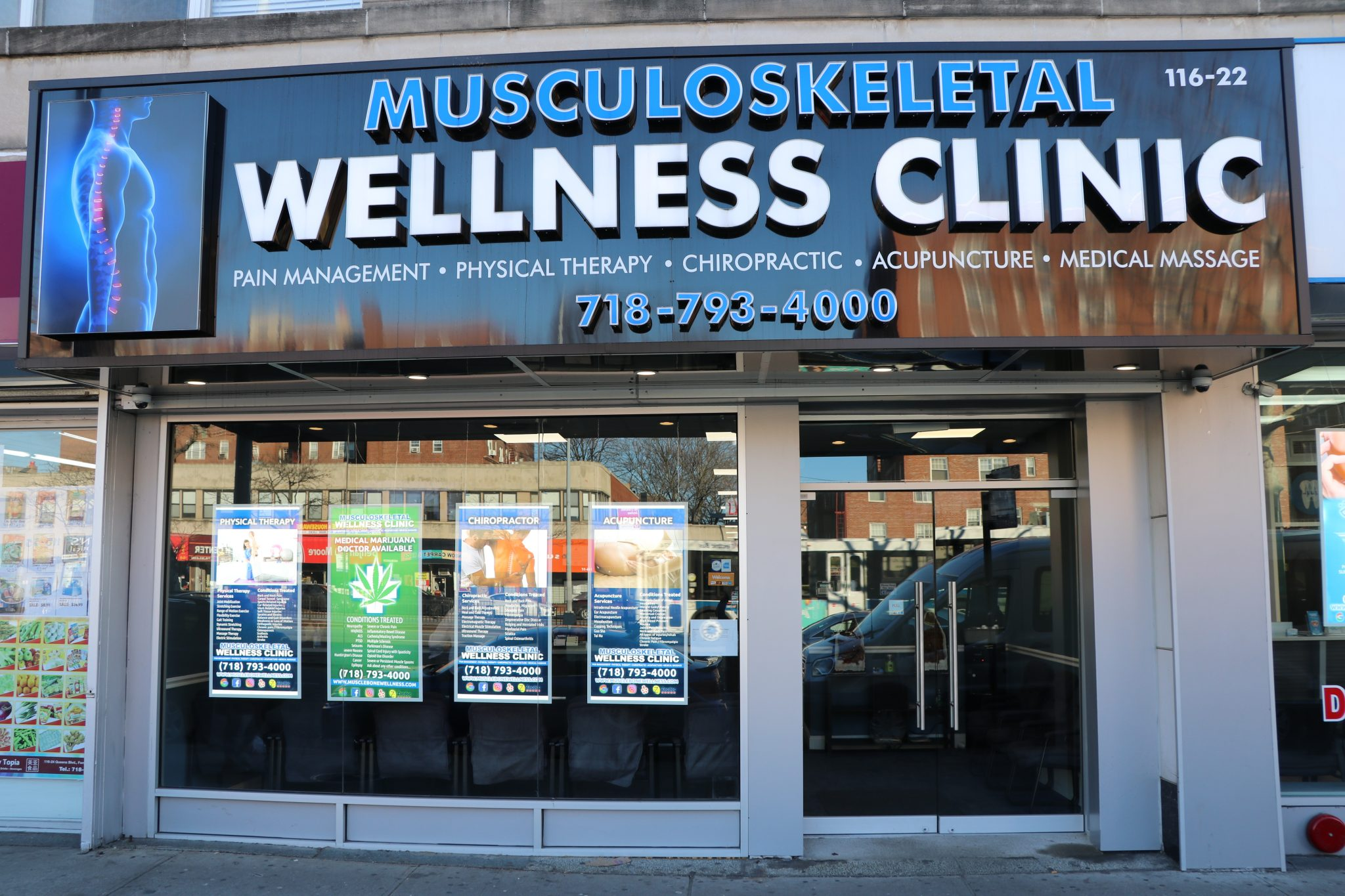 Musculoskeletal Wellness Clinic | Acupuncture | Physical Therapy | Chiropractor | Pain Management | Forest Hills, NY